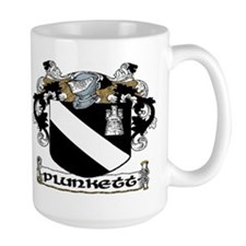 Plunkett Coat of Arms Mug