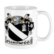 Plunkett Coat of Arms Mug