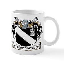 Plunkett Coat of Arms Small Mug