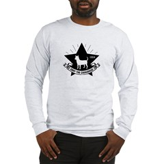 Obey the Chihuahua! Icon Long Sleeve T-Shirt