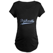 Vintage Djibouti Retro T-Shirt