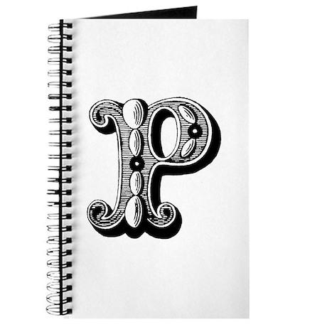 P-Decorative Letters Journal
