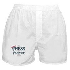 Chess Fanatic Boxer Shorts