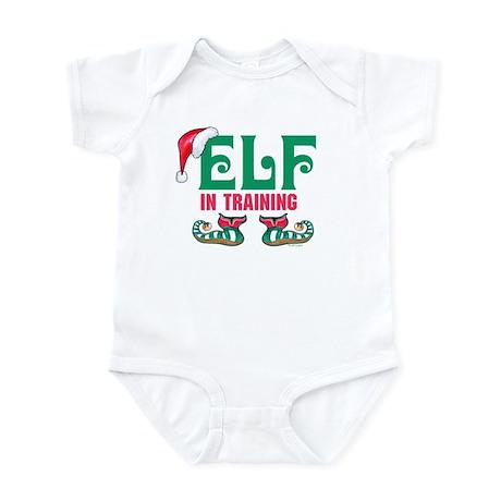 ELF in TRAINING Infant Bodysuit