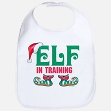 ELF in TRAINING Bib