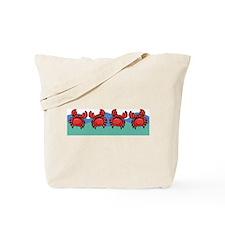 LOTS OF CRABS Tote Bag