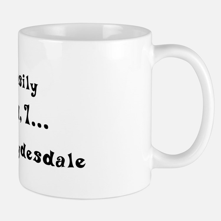 Distracted by Clydesdales Mug