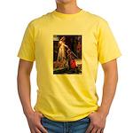 Accolade / Weimaraner Yellow T-Shirt