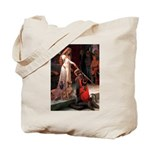 Accolade / Weimaraner Tote Bag