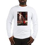 Accolade / Weimaraner Long Sleeve T-Shirt