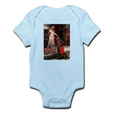Accolade / Weimaraner Infant Bodysuit