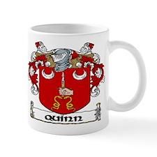 Quinn Coat of Arms Mug