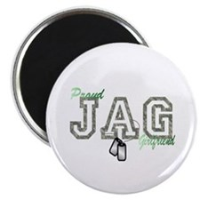 jag girlfriend Magnet