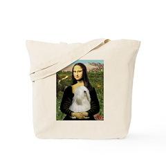 Mona / Tibetan T Tote Bag
