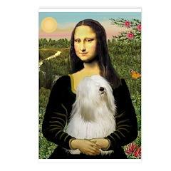 Mona / Tibetan T Postcards (Package of 8)