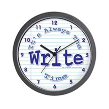 The Write time Wall Clock