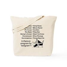Anagram Tote Bag