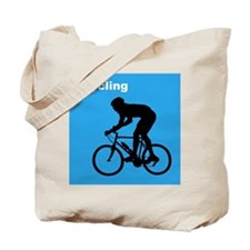 iCycling Tote Bag