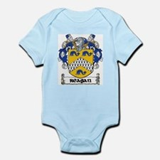 Reagan Coat of Arms Infant Creeper