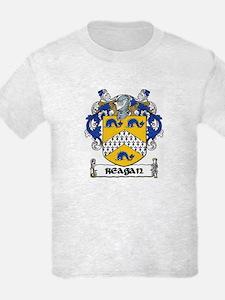 Reagan Coat of Arms Kids T-Shirt