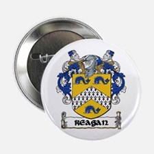 "Reagan Coat of Arms 2.25"" Button (10 pack)"