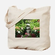 Waterfall Greenhouse Tote Bag