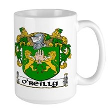 O'Reilly Coat of Arms Mug