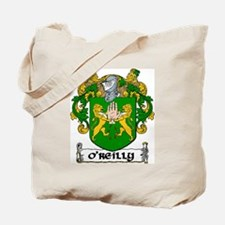 O'Reilly Coat of Arms Tote Bag