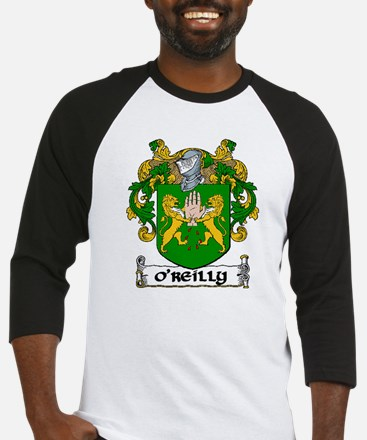 O'Reilly Coat of Arms Baseball Jersey