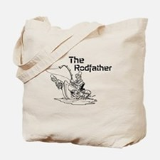 The Rodfather Tote Bag