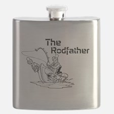 The Rodfather Flask