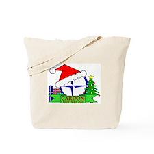 CARDON XMAS 2007 Tote Bag
