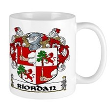 Riordan Coat of Arms Mug