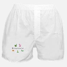Brodyosaurus Boxer Shorts