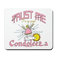 Angelic Condoleeza Mousepad