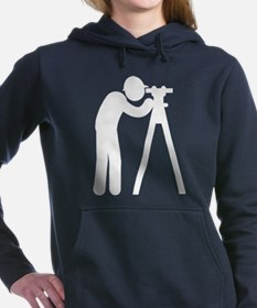 Funny Works Women's Hooded Sweatshirt