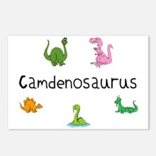 Camdenosaurus Postcards (Package of 8)