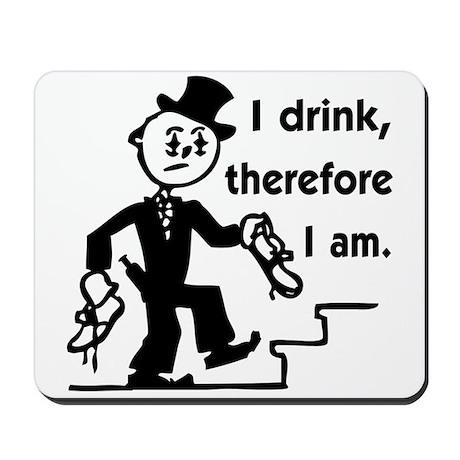 Descartes Mousepad