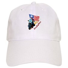 Firefighter Biker Hat