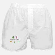 Carsonosaurus Boxer Shorts