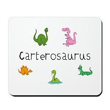 Carterosaurus Mousepad