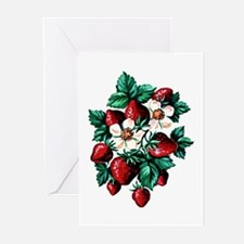 Strawberry Fields - Greeting Cards (Pk of 10)