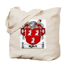 Ryan Coat of Arms Tote Bag