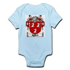 Ryan Coat of Arms Infant Creeper