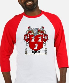 Ryan Coat of Arms Baseball Jersey