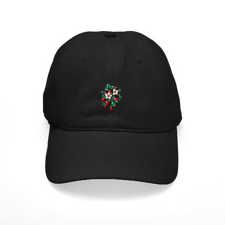Strawberry Fields Black Cap