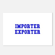 Importer Exporter Postcards (Package of 8)