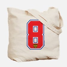 RU Russia/Rossiya Hockey8 Tote Bag