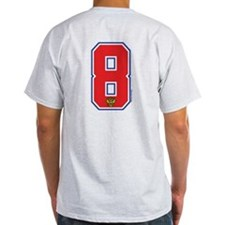 RU Russia/Rossiya Hockey8 T-Shirt