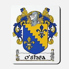 O'Shea Coat of Arms Mousepad